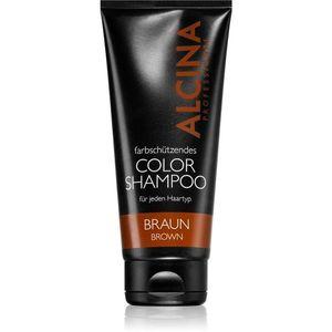 Alcina Color Brown sampon a barna árnyalatú hajra 200 ml kép