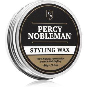 Percy Nobleman Hair formázó viasz hajra és szakállra 50 ml kép