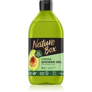Nature Box Avocado ápoló tusoló gél 385 ml kép