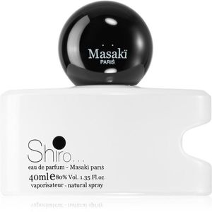 Masaki Matsushima Shiro Eau de Parfum hölgyeknek 40 ml kép