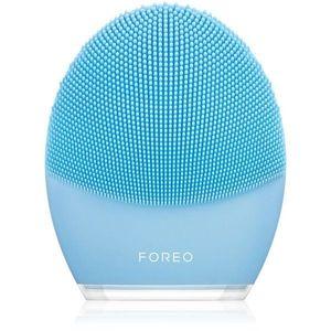 FOREO Luna™ 3 szónikus tisztító készülék ránctalanító hatással kombinált bőr kép