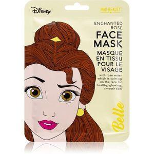Mad Beauty Disney Princess Belle nyugtató hatású gézmaszk csipkerózsa kivonattal 25 ml kép