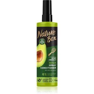 Nature Box Avocado Oil regeneráló balzsam a károsult hajra spray formában 200 ml kép