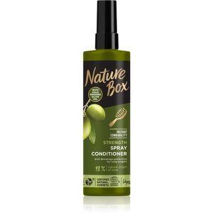 Nature Box Olive Oil erősítő balzsam hosszú hajra 200 ml kép
