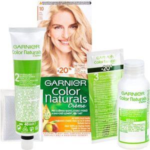 Garnier Color Naturals Creme hajfesték árnyalat 10 Natural Ultra Light Blond kép