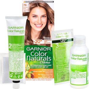 Garnier Color Naturals Creme hajfesték árnyalat 7N Nude Blond kép