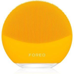 FOREO LUNA™ mini 3 szónikus tisztító készülék Sunflower Yellow kép