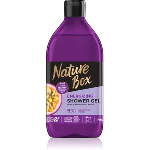 Nature Box Passion Fruit energizáló tusfürdő gél 385 ml kép