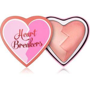 I Heart Revolution Heartbreakers arcpirosító matt hatással árnyalat Brave 10 g kép