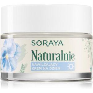 Soraya Naturally hidratáló nappali krém 50 ml kép