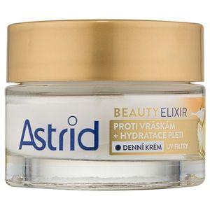 Astrid Beauty Elixir hidratáló nappali krém a ráncok ellen 50 ml kép