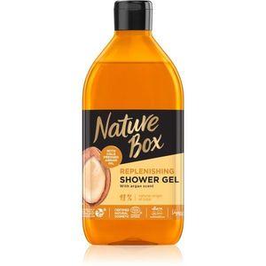 Nature Box Argan tápláló tusoló gél Argán olajjal 385 ml kép