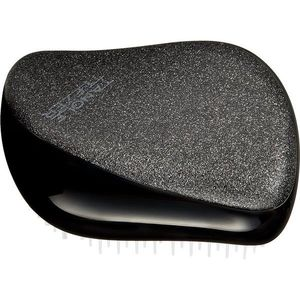Tangle Teezer Compact Styler Black Sparkle hajkefe kép