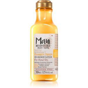 Maui Moisture Lightly Hydrating + Pineapple Papaya tusoló testápoló tej 385 ml kép