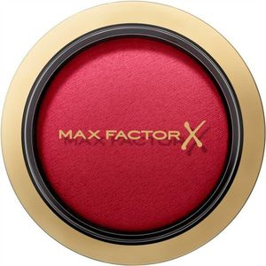 Max Factor Creme Puff púderes arcpír árnyalat 045 Luscious Plum 1.5 g kép