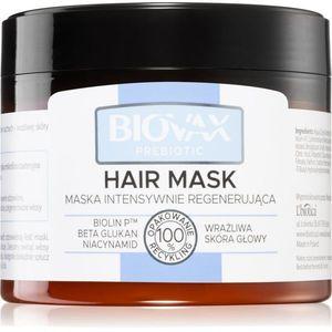 L'biotica Biovax Prebiotic regeneráló hajmasz 250 ml kép