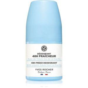 Yves Rocher 48 H Fresh frissítő golyós dezodor 50 ml kép