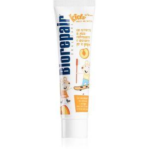 Biorepair Junior fogkrém gyermekeknek íz Peach 50 ml kép
