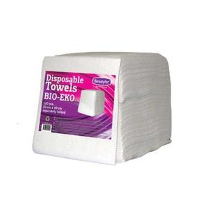 Egyszer használatos törölköző - Beautyfor Disposable Towles BIO-EKO, 50cm x 40cm, 100 db kép