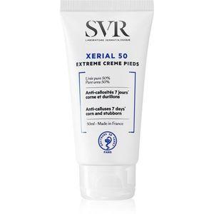 SVR Xérial 50 intenzív krém a tyúkszemre és a bőrkeményedésre 50 ml kép