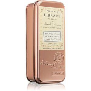 Paddywax Library Mark Twain illatos gyertya 70 g kép