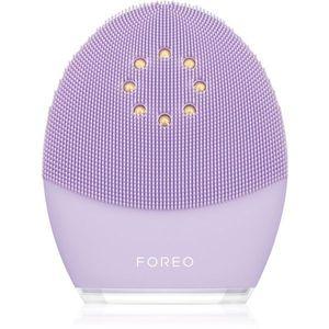 FOREO Luna™ 3 Plus szónikus tisztító készülék hőkezelő funkcióval és feszesítő masszázzsal érzékeny bőrre kép