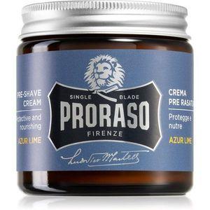 Proraso Azur Lime borotválkozás előtti krém 100 ml kép