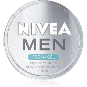 Nivea Men frissítő gél arcra, kézre és testre 150 ml kép