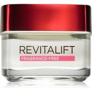 L'Oréal Paris Revitalift Fragrance - Free nappali krém a ráncok ellen 30 ml kép