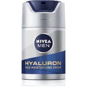 Nivea Men Hyaluron hidratáló krém a ráncok ellen 50 ml kép