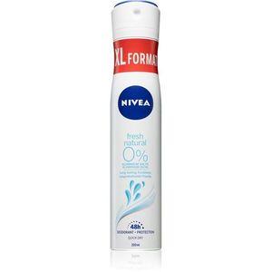 Nivea Fresh Natural spray dezodor 48h 200 ml kép