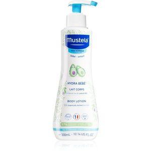 Mustela Bébé Hydra Bébé hidratáló testápoló tej gyermekeknek 300 ml kép