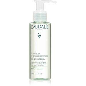 Caudalie Vinoclean micellás víz normál és száraz, érzékeny bőrre az arcra és a szemekre 100 ml kép