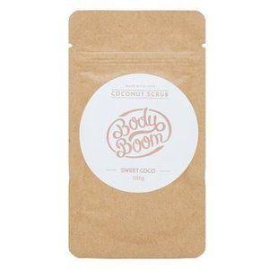 BodyBoom Coconut Scrub Sweet Coco bőrradír minden bőrtípusra 100 g kép