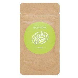 BodyBoom Coffee Scrub Mango bőrradír minden bőrtípusra 30 g kép