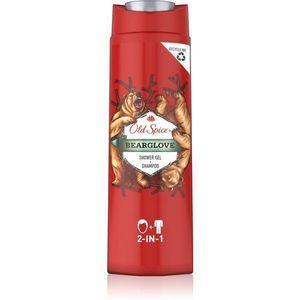 Old Spice Bearglove tusfürdő gél testre és hajra 400 ml kép