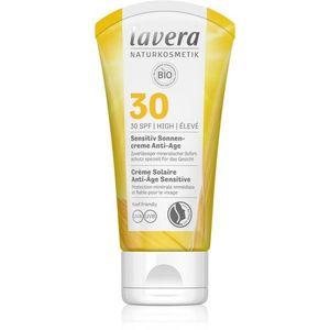 Lavera Sun Sensitiv Anti-Age napozókrém SPF 30 50 ml kép