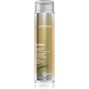 Joico K-PAK Clarifying tisztító sampon minden hajtípusra 300 ml kép
