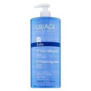 Uriage Bébé 1st Water No-Rinse Cleansing Water tisztító krém gyerekeknek 1000 ml kép