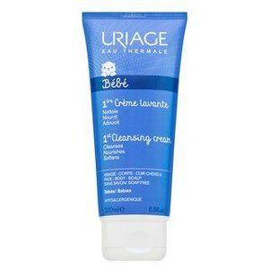 Uriage Bébé 1st Cleansing Cream Hidratáló tisztító krém gyerekeknek 200 ml kép