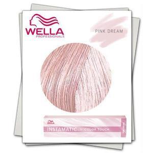 Féltartós hajszínező hajfesték - Wella Instamatic by Color Touch Pink Dream kép