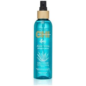Hajspray - CHI Aloe Vera Curls Reactivating Spray, 177 ml kép