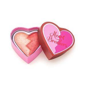 I Heart Revolution Heartbreakers Shimmer Blush Strong púderes arcpír 10 g kép