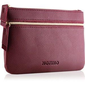 Notino Glamour Collection Flat Double Pouch kozmetikai kistáska két rekesszel kép