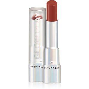 MAC Cosmetics Glow Play Lip Balm tápláló szájbalzsam árnyalat That Tickles 3.6 g kép