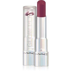 MAC Cosmetics Glow Play Lip Balm tápláló szájbalzsam árnyalat Grapely Admired 3.6 g kép