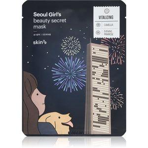 Skin79 Seoul Girl's Beauty Secret bőrfeszesítő ézilmaszk 20 g kép