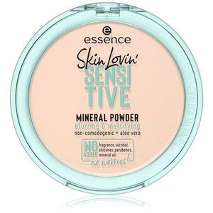Essence Skin Lovin' Sensitive ásványi púder 9 g kép