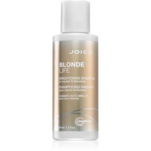 Joico Blonde Life élénkítő sampon tápláló hatással 50 ml kép