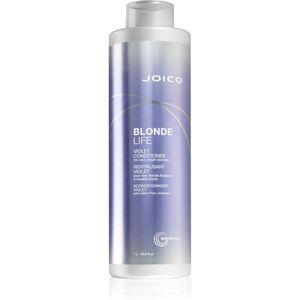 Joico Blonde Life lila kondicionáló a szőke és melírozott hajra 1000 ml kép